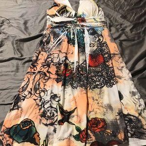 Dresses & Skirts - Halter dress